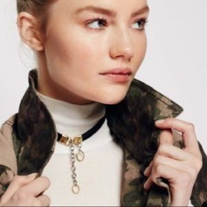 Free People x Luiny Movimiento Leather Choker